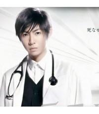 ซีรี่ย์ญี่ปุ่นThe Last Hope ทีมแพทย์แห่งความหวัง /พากษ์ไทย 2 แผ่นจบ