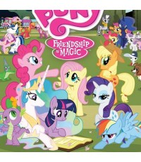 My Little Pony Friendship is Magic Season 2 มายลิตเติ้ลโพนี่ มหัศจรรย์แห่งมิตรภาพ แผ่นที่ 3/พากษ์ไทย