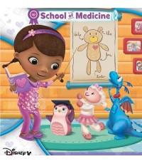 Doc McStuffins School Of Medicine ด็อก แมคสตัฟฟินส์ ตอน โรงเรียนคุณหมอ