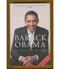 Barack Obama : The Audacity of Hope/