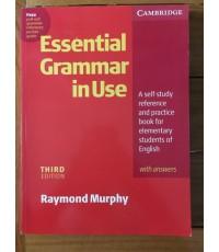 Essential grammar in use  Third edition