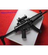 ปืน GSG-5 ขนาด.22lr บรรจุ25นัด ถอดแบบจากปืนสงคราม MP5.....ขายแล้วครับ