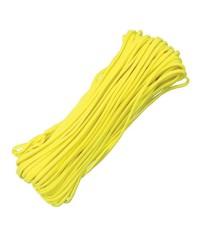 เชือกอเนกประสงค์ Parachute Cord 550 (Yellow)
