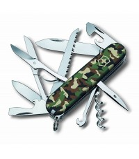 มีดพับ Victorinox Huntsman, Camouflage (1.3713.94)