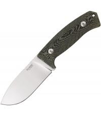 มีดใบตาย LionSteel M3 Combat Knife Niolox Blade, Micarta Handles, Nylon MOLLE Sheath (M3MI)