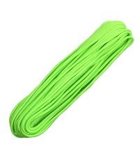 เชือกอเนกประสงค์ Parachute Cord 550 (Neon Green)