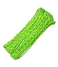 เชือกอเนกประสงค์ Parachute Cord 550 (Lemon-Lime)