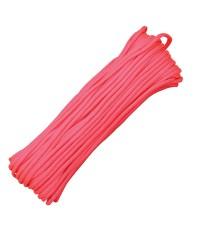 เชือกอเนกประสงค์ Parachute Cord 550 (Hot Pink)