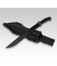 มีดใบตาย Kershaw Camp 18 Fixed Blade, Sure-Grip Handles (1074)