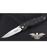 มีดพับ Mcusta MC-1 Series Basic Folder - Black Micarta Handle, VG10 Blade (MC-0012)