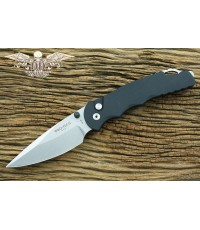 มีดพับ Protech Tactical Response 4 Manual Knife, Stonewash Plain (TR-4MA.1)