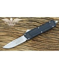 มีดออโต้ OTF Microtech QD Scarab S/E OTF Automatic Knife Satin Standard (178-4)