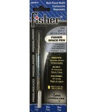 ไส้ปากกา Fisher Space Pen Refill, Pressurized Cartridge, Blue Fine (SPR1F)