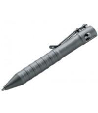 ปากกาแทคติคอล Boker Plus Tactical Pen K.I.D. CAL .50, Gray Aluminum (09BO093)