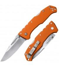 มีดพับ Cold Steel Working Man German 4116 Stainless Blade, Blaze Orange GFN Handles (54NVRY)