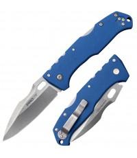 มีดพับ Cold Steel Pro-Lite Sport Folding Knife Drop Point Blade, Blue GRN Handles (20NVLU)