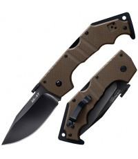 มีดพับ Cold Steel AK-47 Folding Knife CTS-XHP Blade, Flat Dark Earth G10 Handles (58TLAKVF)