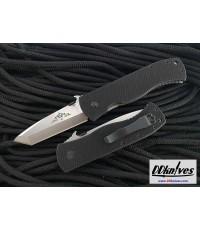 มีดพับ Emerson Super CQC-7BW Folding Knife Stonewash Plain Tanto Blade, G10 Handles (SC7BW-SF)