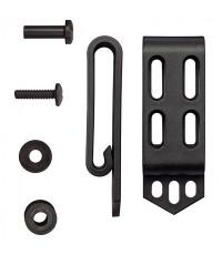 คลิปเหน็บเข็มขัด Cold Steel Secure-Ex™ C-Clip, Small (SACLB) จำนวน 2 ชุดต่อแพ็ค