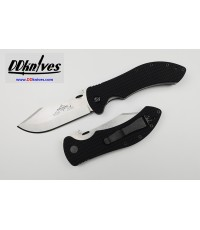 มีดพับ Emerson Market Skinner Folding Knife Plain Blade with Wave, Black G10 Handles (MKTSKNR-SF)