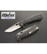 มีดพับ Buck Vantage Select (Large) Linerlock Folder 420HC Blade (345BKS)