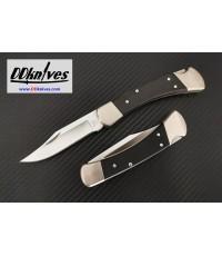 มีดพับ Buck 110 Pro Folding Hunter S30V Plain Blade, Black G10 Handles, Leather Sheath (0110BKSNS1)