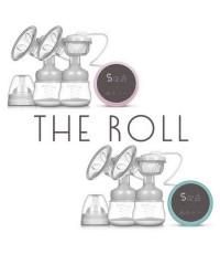เครื่องปั๊มนม The Roll สุดยอดเครื่องปั๊มนมแห่ง ปี 2019 (รับประกันมอเตอร์ 1 ปีเต็ม)