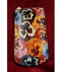 ซองโทรศัพท์ ลายดอกไม้ สวย