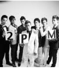 DVD-2PM M.net Wide + Gag Concert + Pop Night : 1 แผ่น ซับไทย