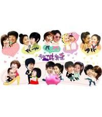 DVD-We got Married We got married ep.47-48 **รวมทุกคู๋** ซับไทย