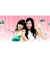 DVD MBC Music Core - MC Tiffany  Yuri รวม 4 ตอน : DVD 1 แผ่น ซับไทย