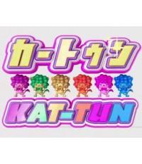 Cart๐๐n KAT-TUN : Set 8 (ep.127-144) DVD 6 แผ่น ซับไทย