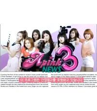 Apink NEWS SS3  ep.01-02 : DVD 1 แผ่น ซับไทย