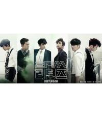 2PM Comeback Show 2PM Returns : DVD 1 แผ่น ซับไทย