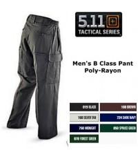 กางเกง 5.11 TACTICAL   B  CLASS  UNIFORM  PANT