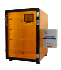 ตู้ดูดความชื้นแบบอัตโนมัติ (Auto Desiccator) Acrylic AD70-A (NORTHMAN)