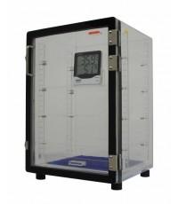 ตู้ดูดความชื้นแบบใช้สารเคมี (Desiccator) Acrylic D90 (NORTHMAN)