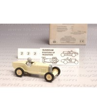 รถเหล็ก Lledo - 1923 Sunbeam