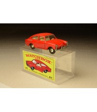 รถเหล็ก Matchbox  Regular  Wheels No.67B Volkswagen 1600TL