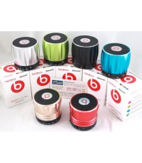 Beats Monster Mini Bluetooth Speaker เหมาะสำหรับอุปกรณ์ Gadget ต่างๆที่มีบลูทูธ ไว้ใช้ฟังเพลง