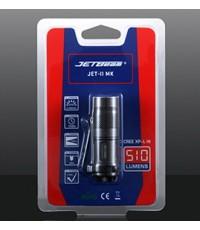 ไฟฉาย Jetbeam  Jet-II MK ขนาดเล็ก  เน้นพกพา ระบบหมุนหัว สว่างสุด 510  lumens