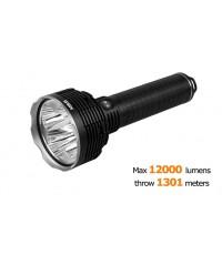 ACEBEAM X65 Searchlight ไฟฉายที่ให้พลังแสง และระยะส่องไกล ที่มากที่สุดในโลก