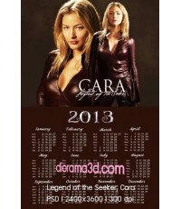 Template VOL.22 Calendar for 2013