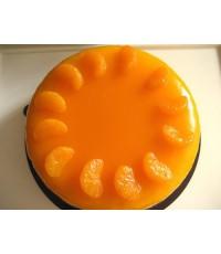 วิธีทำ เค้กชิฟฟ่อนส้ม