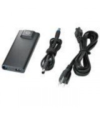 Hewlett Packard HP 90W Slim AC Adapter with USB Charging Port (Retail/MP)