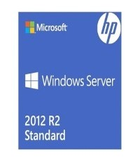 HP MS Windows Server 2012 R2 Standard 2P ROK - 748921-371