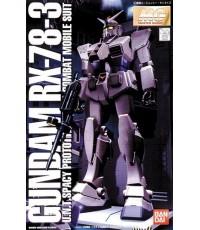 MG RX-78 G3 Gundam VER.1