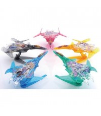 Limited Macha Collection VF-31J LIMITED CLEAR COLOR WITH SPECIAL DECAL