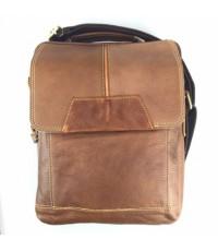 กระเป๋าสะพายหนังแท้หูจับipad2-3