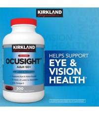 Kirkland Signature Ocusight Adult 50+, 300 Softgels